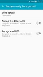 Comparte la conexión de datos con una PC - Samsung Galaxy J5 - J500F - Passo 6