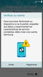 Activa el equipo - Samsung Galaxy A5 - A500M - Passo 14