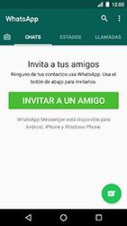 Configuración de Whatsapp - LG K8 (2017) - Passo 13