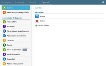 Actualiza el software del equipo - Samsung Galaxy Note Pro - Passo 6