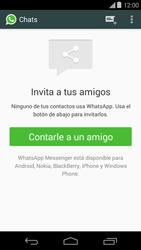 Configuración de Whatsapp - Motorola Moto E (1st Gen) (Kitkat) - Passo 10