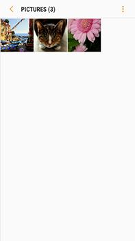Transferir fotos vía Bluetooth - Samsung Galaxy J7 Prime - Passo 6