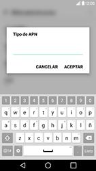 Configura el Internet - LG G5 - Passo 13