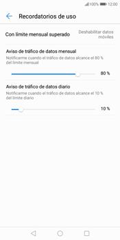 Desactivación límite de datos móviles - Huawei Y7 (2018) - Passo 7