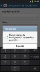 Configura tu correo electrónico - Samsung Galaxy Zoom S4 - C105 - Passo 12