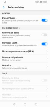 Configura el Internet - Huawei Y7 2019 - Passo 5