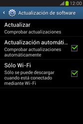 Actualiza el software del equipo - Samsung Galaxy Fame GT - S6810 - Passo 7