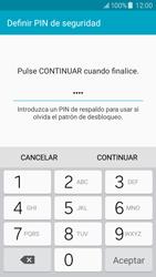 Desbloqueo del equipo por medio del patrón - Samsung Galaxy J5 - J500F - Passo 12