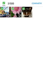 Transferir fotos vía Bluetooth - Samsung Galaxy J3 - J320 - Passo 10