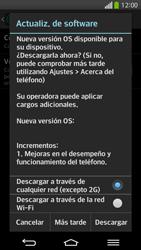 Actualiza el software del equipo - LG G Flex - Passo 13