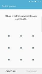 Desbloqueo del equipo por medio del patrón - Samsung Galaxy S7 Edge - G935 - Passo 9