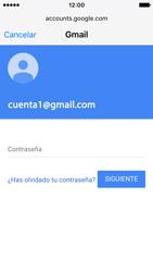 Configura tu correo electrónico - Apple iPhone SE - Passo 8