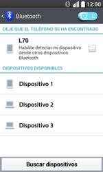 Conecta con otro dispositivo Bluetooth - LG L70 - Passo 7