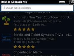 Instala las aplicaciones - BlackBerry Curve 9320 - Passo 11