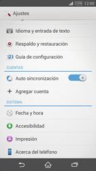 Actualiza el software del equipo - Sony Xperia Z2 D6503 - Passo 5