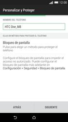 Activa el equipo - HTC One M8 - Passo 10