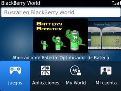 Instala las aplicaciones - BlackBerry Bold 9720 - Passo 4