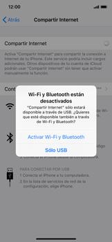 Configura el hotspot móvil - Apple iPhone XS - Passo 7