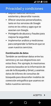 Crea una cuenta - Samsung Galaxy S8 - Passo 14