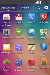 Uso de la navegación GPS - LG L40 - Passo 3