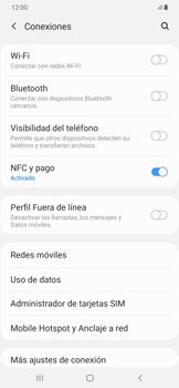 Configura el WiFi - Samsung Galaxy A50 - Passo 5