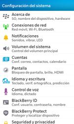 Configura el WiFi - BlackBerry Z10 - Passo 4