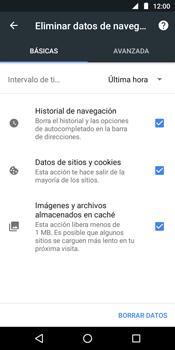 Limpieza de explorador - Motorola Moto G6 Play - Passo 10