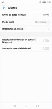 Desactivación límite de datos móviles - Huawei P20 - Passo 12