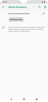 Modo de ahorro de batería - Motorola Moto G8 Play (Single SIM) - Passo 6