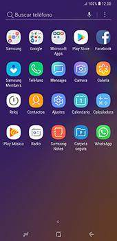 Configuración de Whatsapp - Samsung A7 2018 - Passo 3