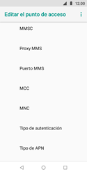 Configura el Internet - Motorola Moto E5 Play - Passo 12