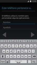 Activa el equipo - Samsung Galaxy S5 - G900F - Passo 12