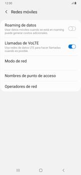 Configura el Internet - Samsung Galaxy A30 - Passo 8