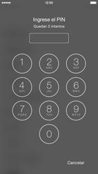 Activa el equipo - Apple iPhone 6 - Passo 5