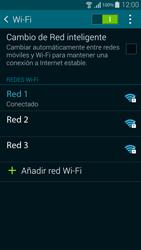 Configura el WiFi - Samsung Galaxy Alpha - G850 - Passo 8