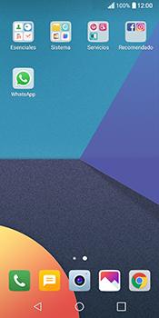 Configuración de Whatsapp - LG Q6 - Passo 3