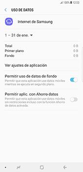 Minimizar el consumo de datos del navegador - Samsung Galaxy Note 8 - Passo 6