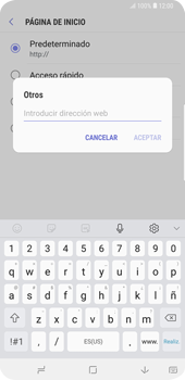 Configura el Internet - Samsung Galaxy Note 9 - Passo 26