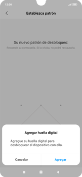 Desbloqueo del equipo por medio del patrón - Xiaomi Redmi Note 7 - Passo 10