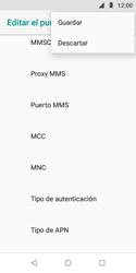 Configura el Internet - Motorola Moto E5 Play - Passo 16
