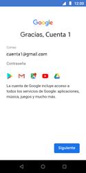 Crea una cuenta - Motorola Moto E5 Play - Passo 16