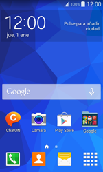 Inserta una tarjeta de memoria - Samsung Galaxy Core 2 - G355 - Passo 1