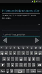 Crea una cuenta - Samsung Galaxy S4  GT - I9500 - Passo 14
