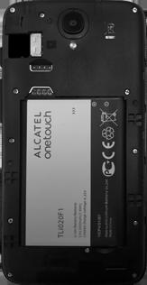Alcatel Pixi 4 5 - OT5045