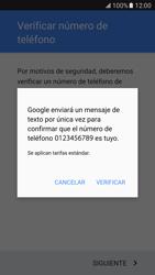 Crea una cuenta - Samsung Galaxy S7 - G930 - Passo 8