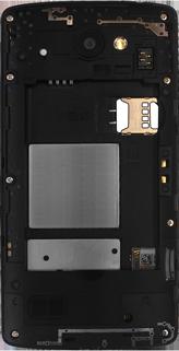 Inserta una tarjeta de memoria - LG C50 - Passo 4