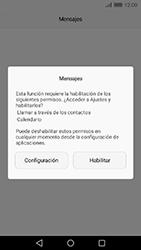 Envía fotos, videos y audio por mensaje de texto - Huawei Cam Y6 II - Passo 2