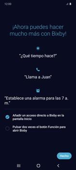 Cómo habilitar el asistente Bixby - Samsung Galaxy S10 Lite - Passo 12