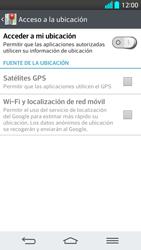 Uso de la navegación GPS - LG G2 - Passo 8