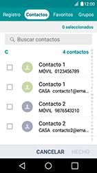 Envía fotos, videos y audio por mensaje de texto - LG K4 - Passo 6